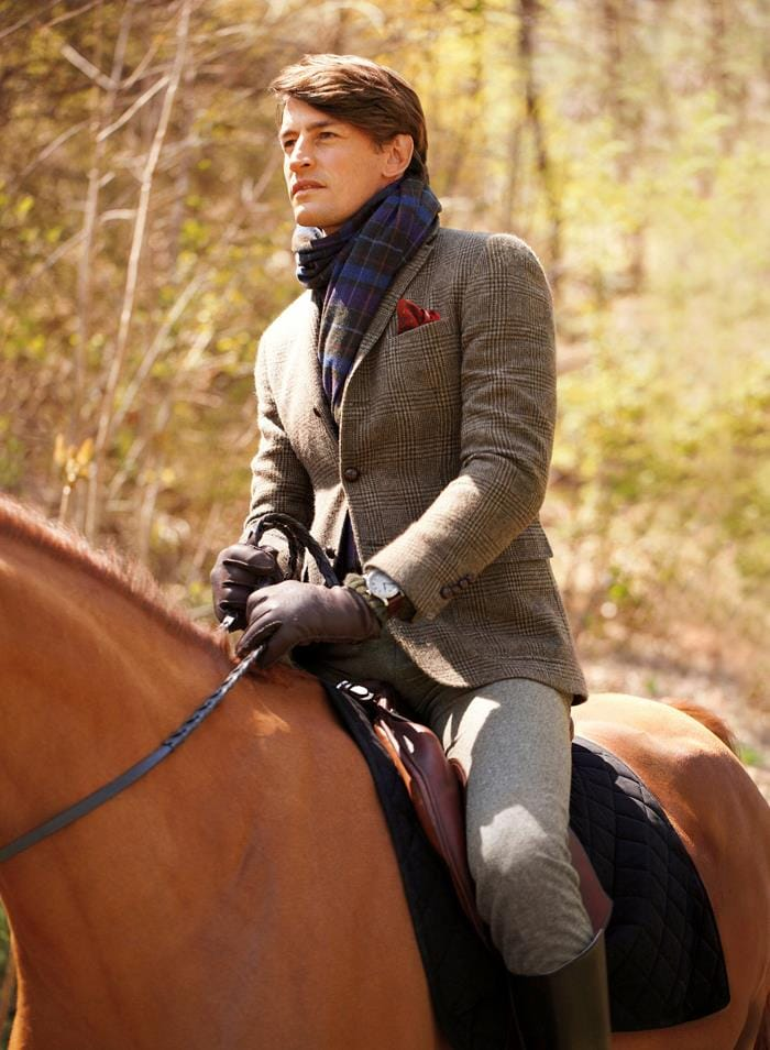 Polo-Ralph Lauren collection AW 2012 | Sage Clothing Blog