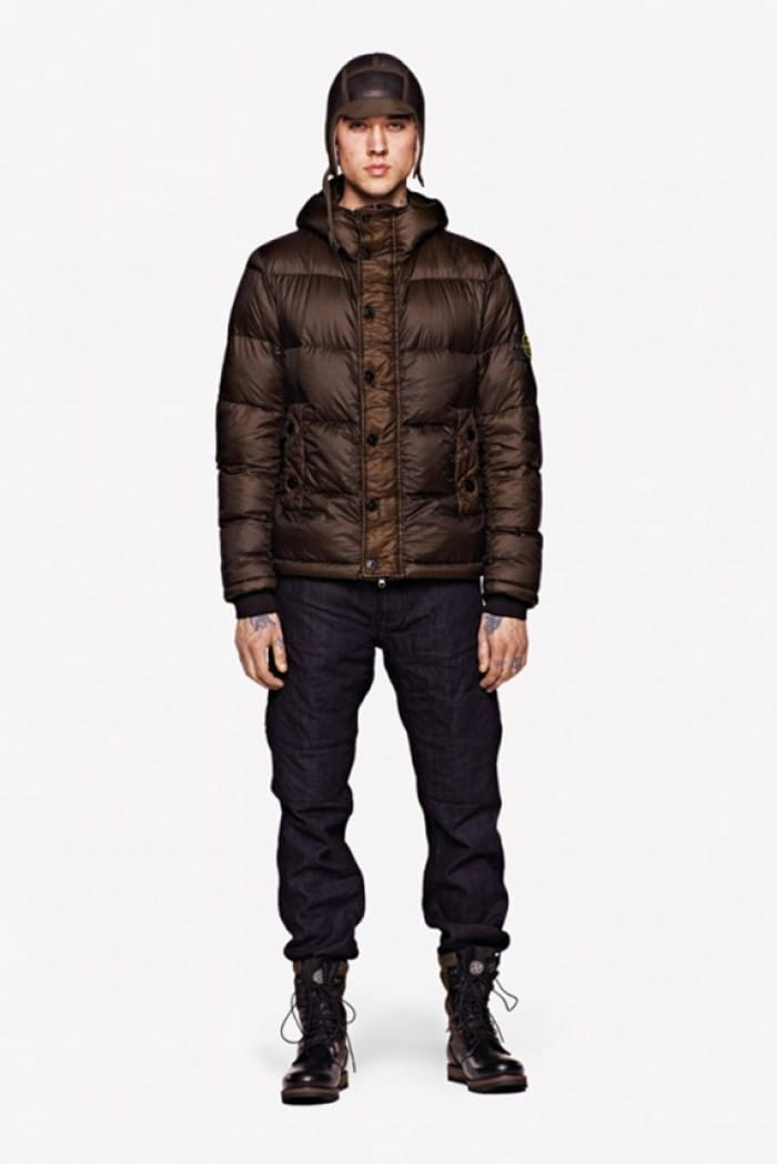 Stone Island AW 12 - Sage Clothing Blog