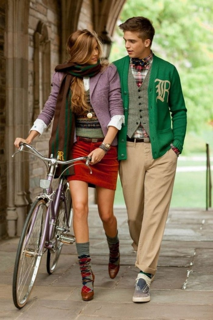 Quintessentially Preppy Sage Clothing Blog