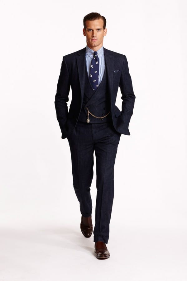 Ralph Lauren Spring Summer 2015 Lookbook Sage Clothing Blog