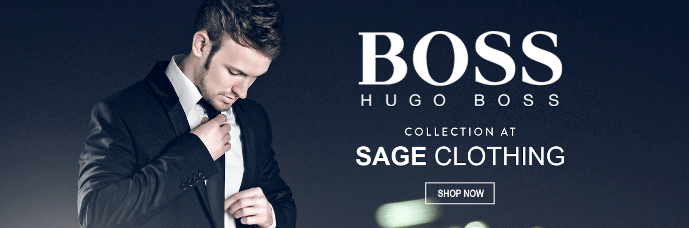 Hugo Boss Collection at Sage Clothing