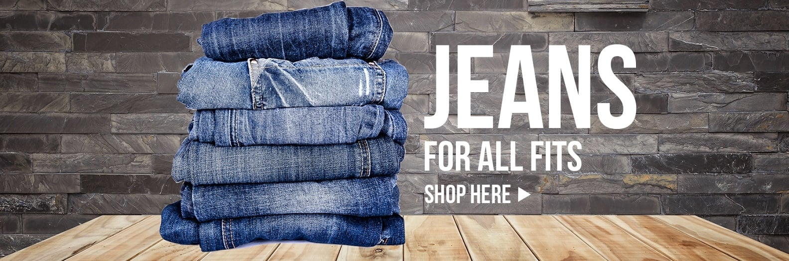 Jeans for All Fits