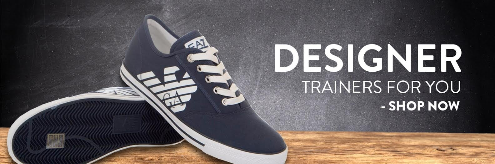 Designer Trainers for You