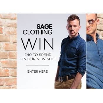 Win £40 to Spend on our New SIte