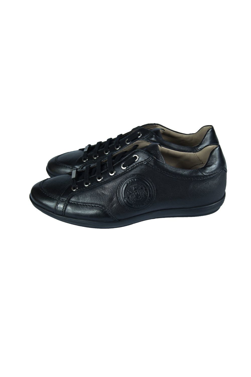 Mens-Hugo-Boss-Black-Trainers-In-Black-WERROS-50228438-001-in-Range-of-Sizes