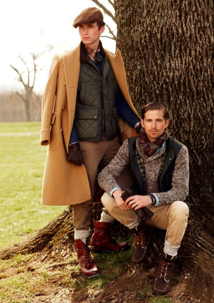 Polo Ralph Lauren Collection Aw 2012 Sage Clothing Blog