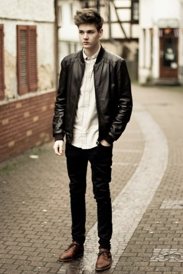 All about the Leather Jacket