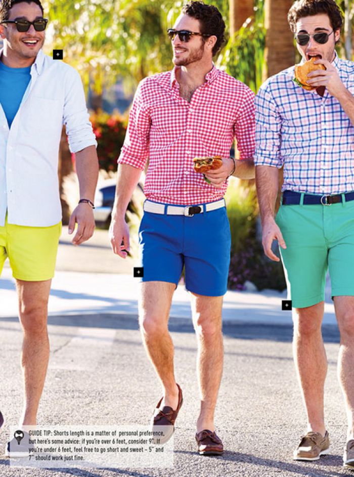 S Preppy Mens Fashion