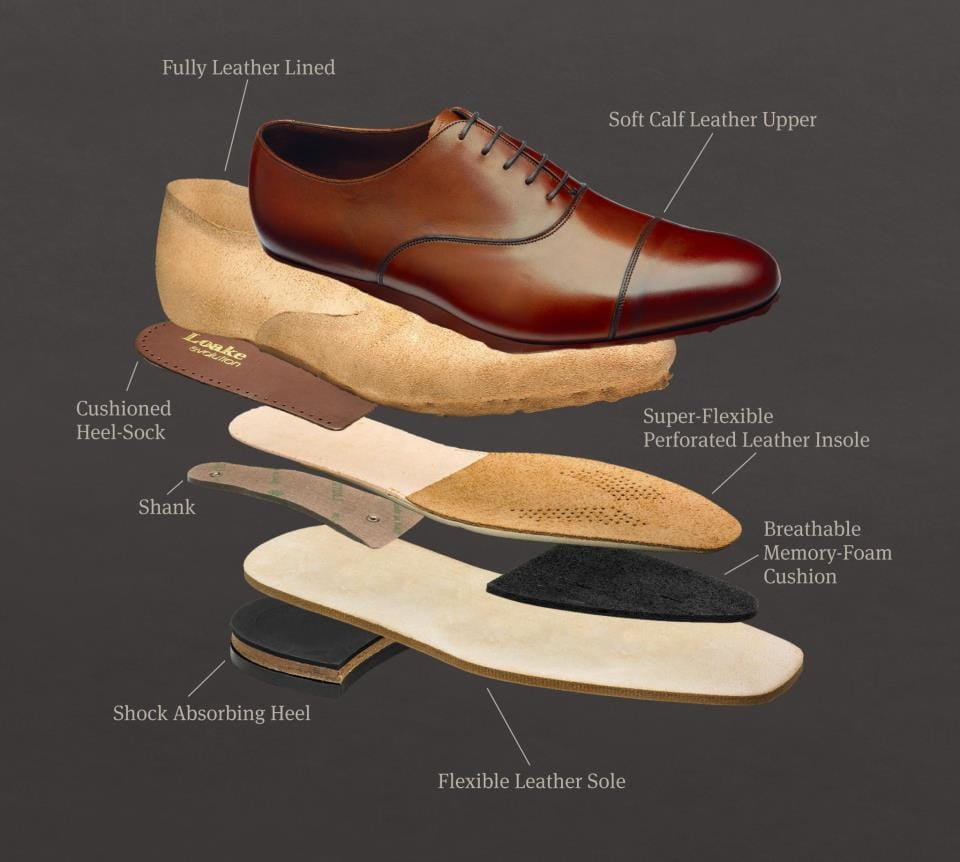 Best English Leather Shoes