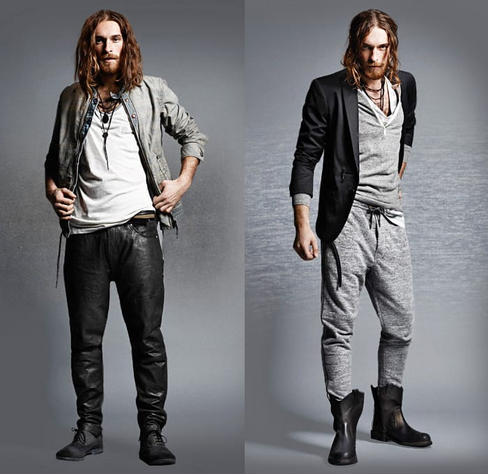 Diesel AW Preview 2013 Men's Collection