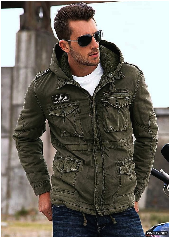 sports shoes a4f26 83e68 Alpha Industries: Military Designed Jackets | Sage Clothing Blog