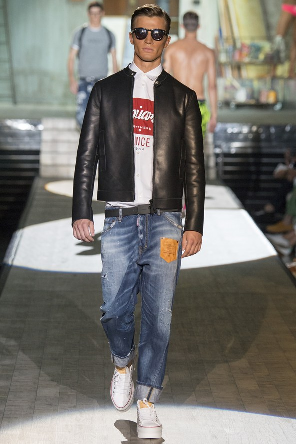 dsquared2 jeans new collection 2015