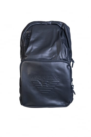 Armani Jeans Backpack and Shoulder Bag in One 932063 7A937
