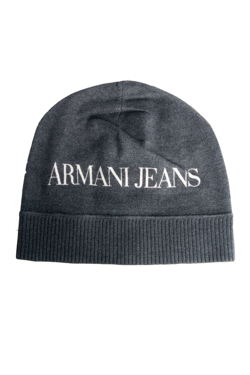 Armani Jeans Beanie Hat in Black and Navy Blue U6411C2 - Accessories ... 72e625ab4ad