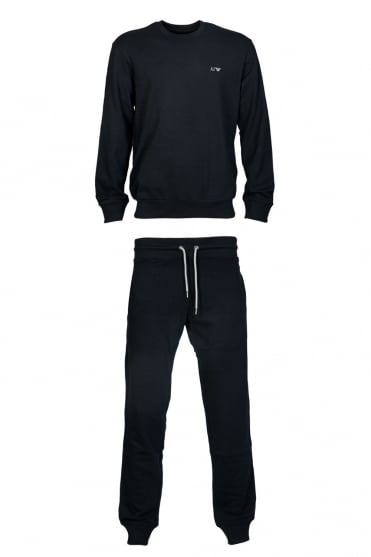 Armani Jeans Cotton Tracksuit in Grey, Black and Range of Colours 06M28RN/06P84RN