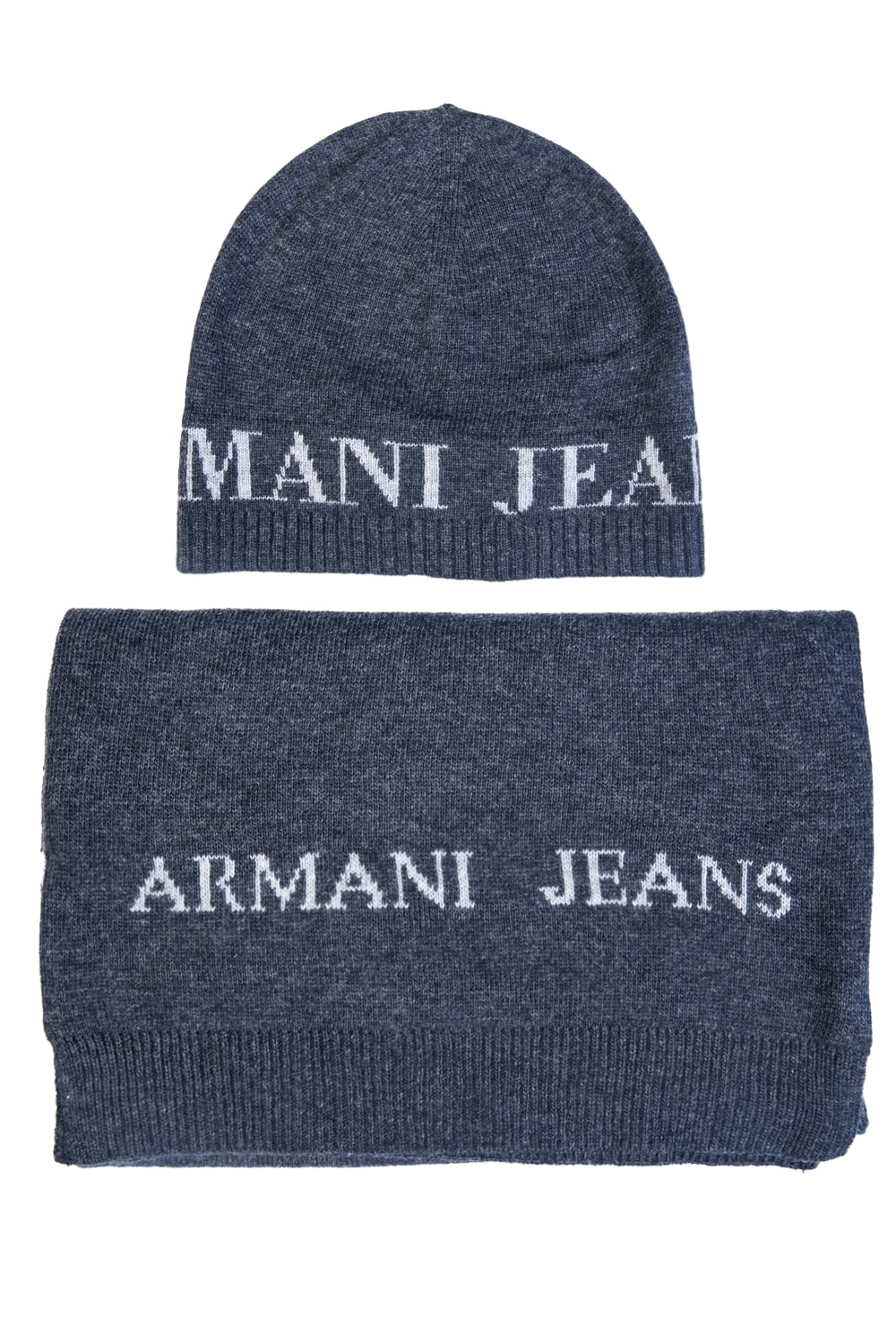 ca844150a0a Armani Jeans Gift Set Hat and Scarf 937503 CC783 - Accessories from Sage  Clothing UK