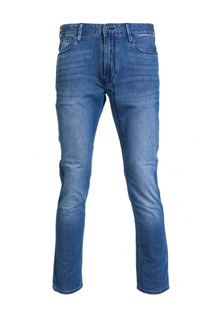 J06 Denim Jeans Slim Fit 3Y6J06 6DBRZ