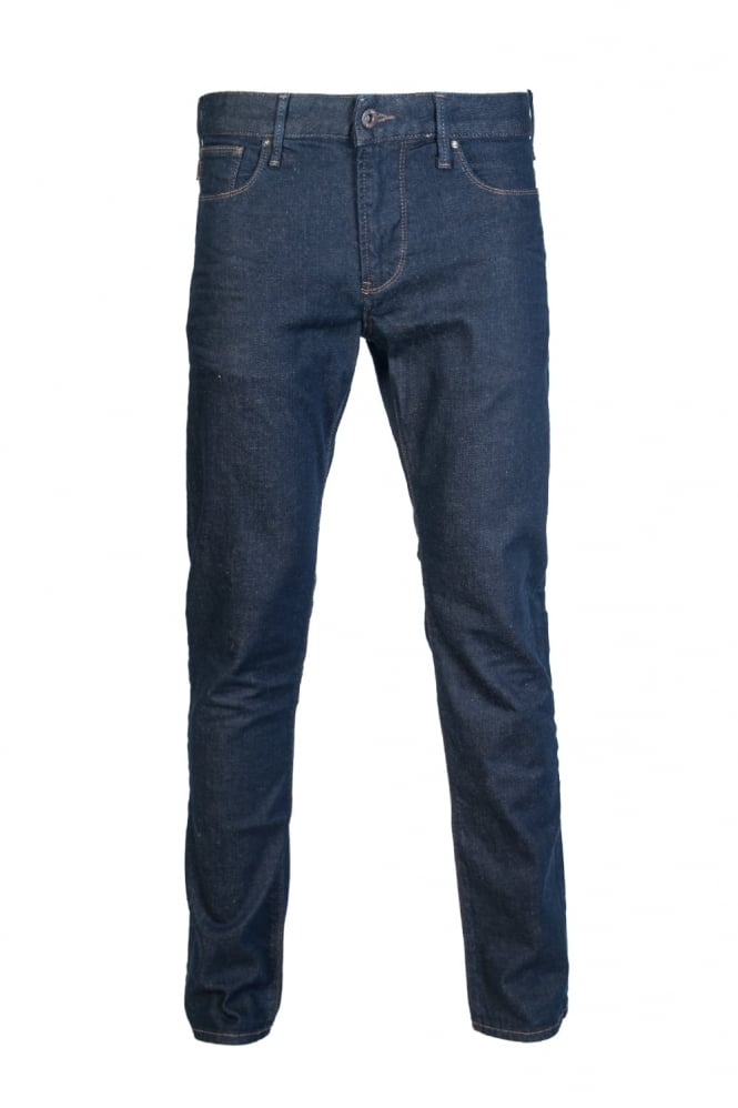 Armani Jeans J06 Denim Jeans Slim Fit 6X6J066D06Z