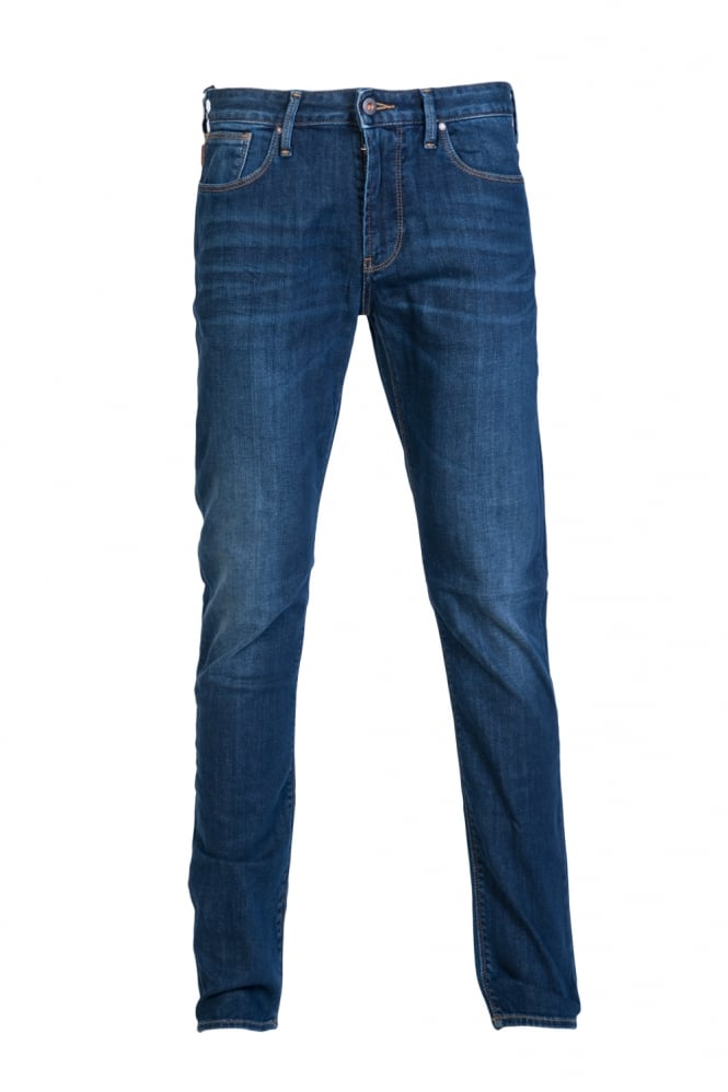 J06 Denim Jeans Slim Fit 6Y6 J06 6D04Z