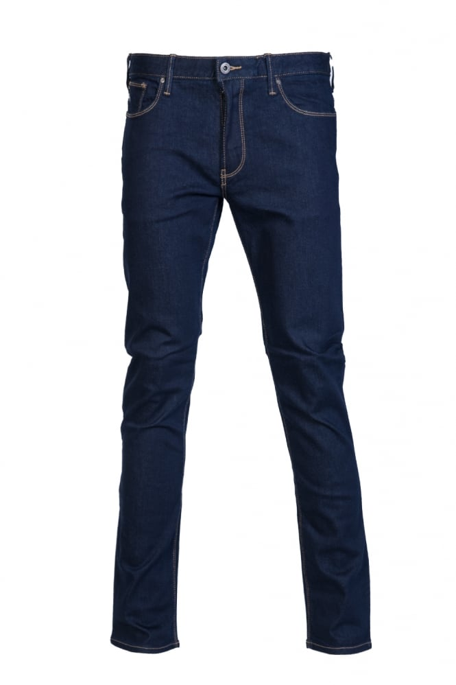 J06 Denim Jeans Slim Fit 8N6 J06 6DCGZ