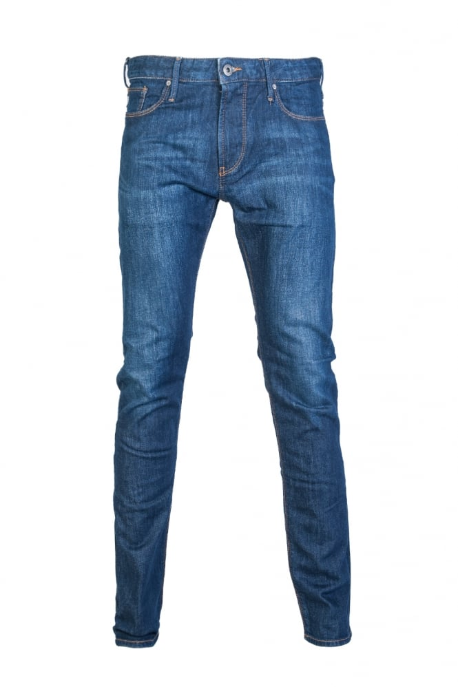 J06 Jeans Slim Fit 8N6J06 6D0LZ