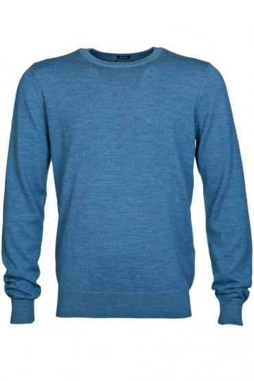 Armani Jeans Knitwear in Blue  Red and Grey 06W91KA