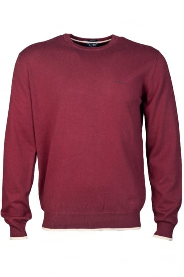 Armani Jeans Knitwear in Purple  Blue  Red  Blue  Brown  Grey and Green 06W95KT