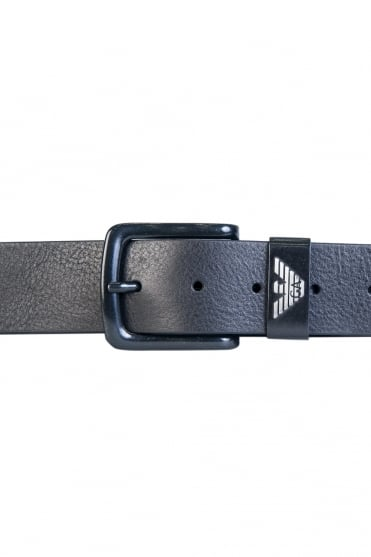 Armani Jeans Leather Belt 931011 CC801