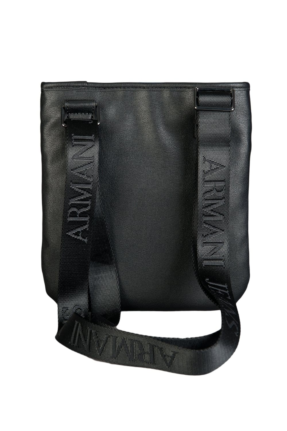 b8576869dd13 armani jeans messenger bag grey Armani Jeans Messenger Bag C6277 S8 -  Accessories from Sage Clothing