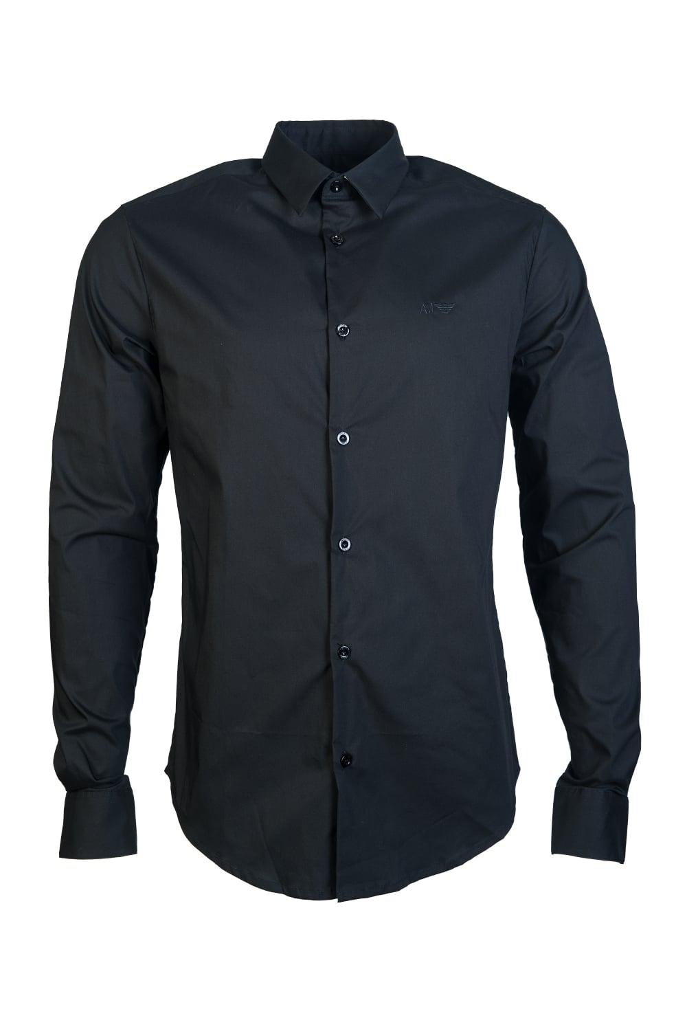 Armani jeans mens casual shirts 8n6c096n06z ebay for Mens jeans and dress shirt