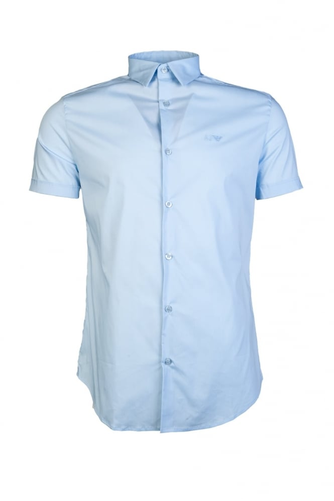 Short Sleeve Shirt Slim 8N6C106N06Z