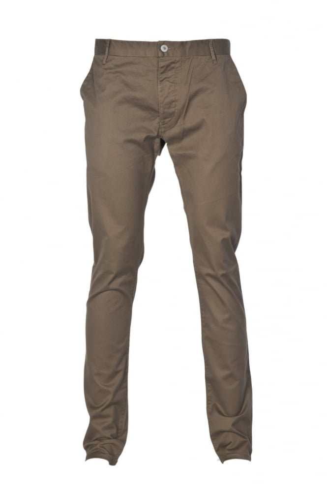 Slim Fit Chinos in Black Navy Blue Charcoal Grey and Khaki Green Z6P15AG
