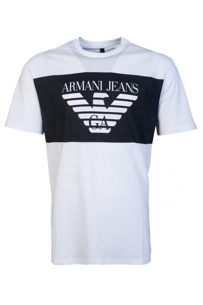 ae31b9eb Armani Jeans T-Shirt 3Y6T24 6J00Z - Clothing from Sage Clothing UK