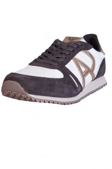 Armani Jeans Trainers 935027 7A419