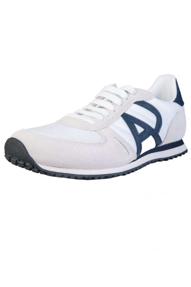 Armani Jeans Trainers 935027 7P420