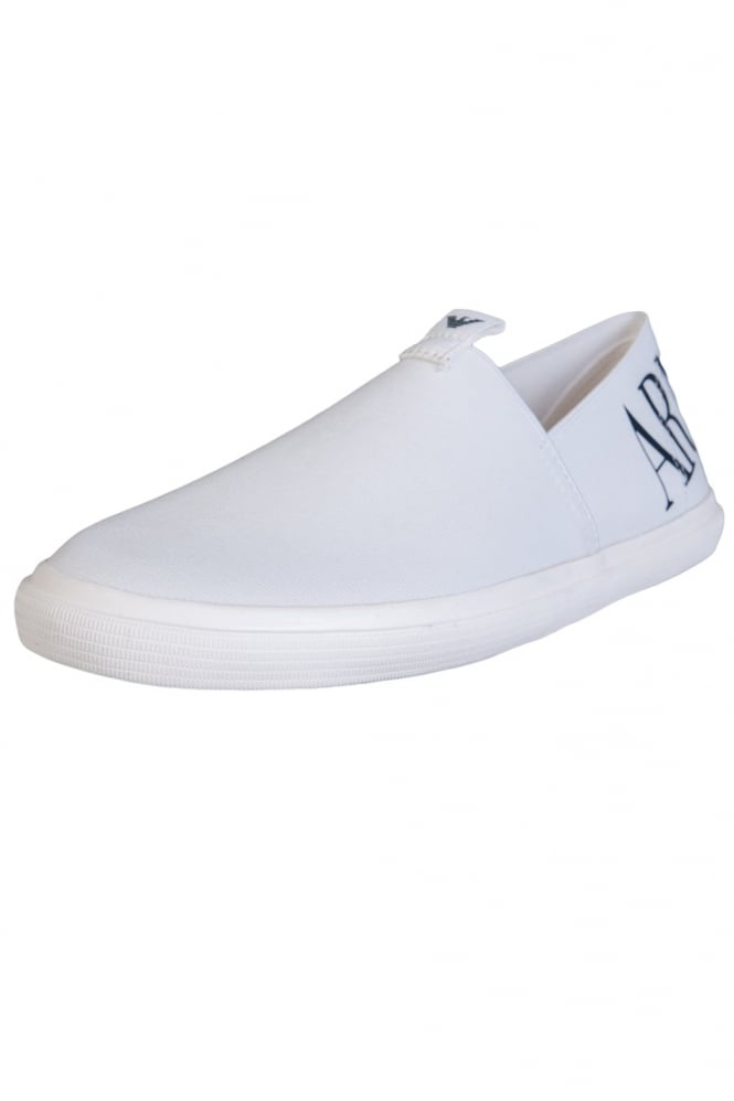 Armani Jeans Trainers 935083 7P422
