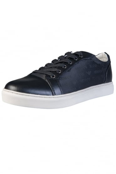 Armani Jeans Trainers 935575 CC504