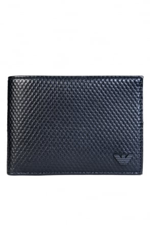 Armani Jeans Wallet Bifold 10 Card Holder Slots 938012 7A941