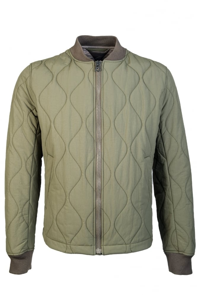 BOSS GREEN Down Jacket Quilted OKENZIE 50320252