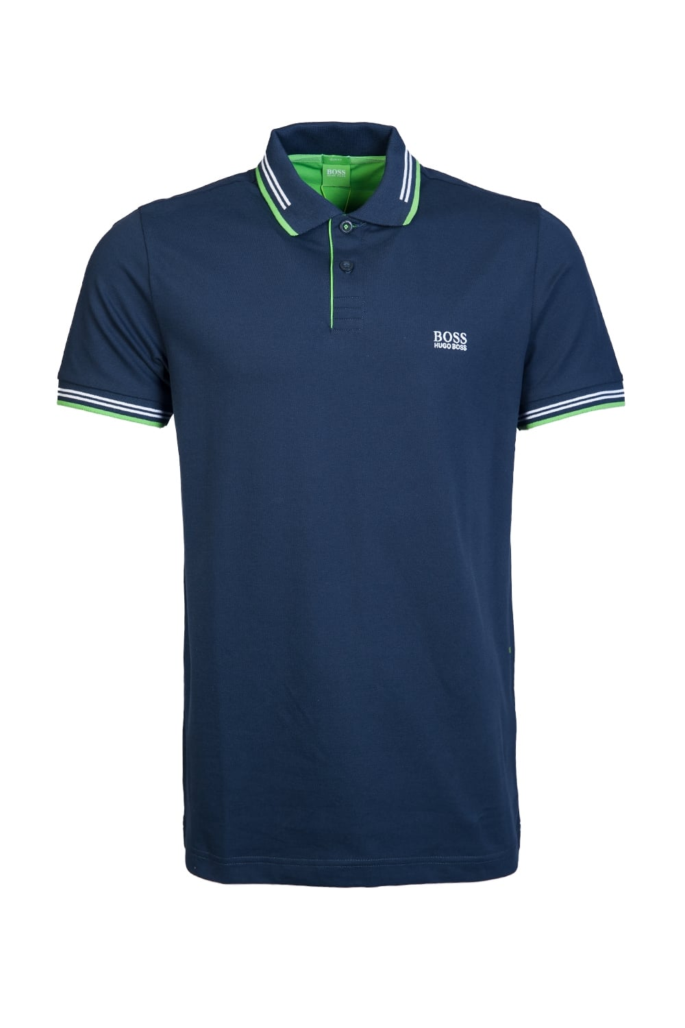 Boss green polo shirts model paul 50332503 clothing for Order company polo shirts
