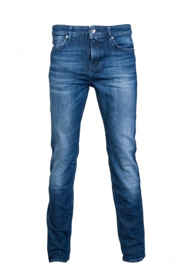 BOSS, HUGO BOSS Denim Jeans Slim Fit DELAWARE 3 50302730