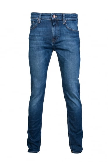 BOSS, HUGO BOSS Denim Jeans Slim Fit DELAWARE 3 50302742