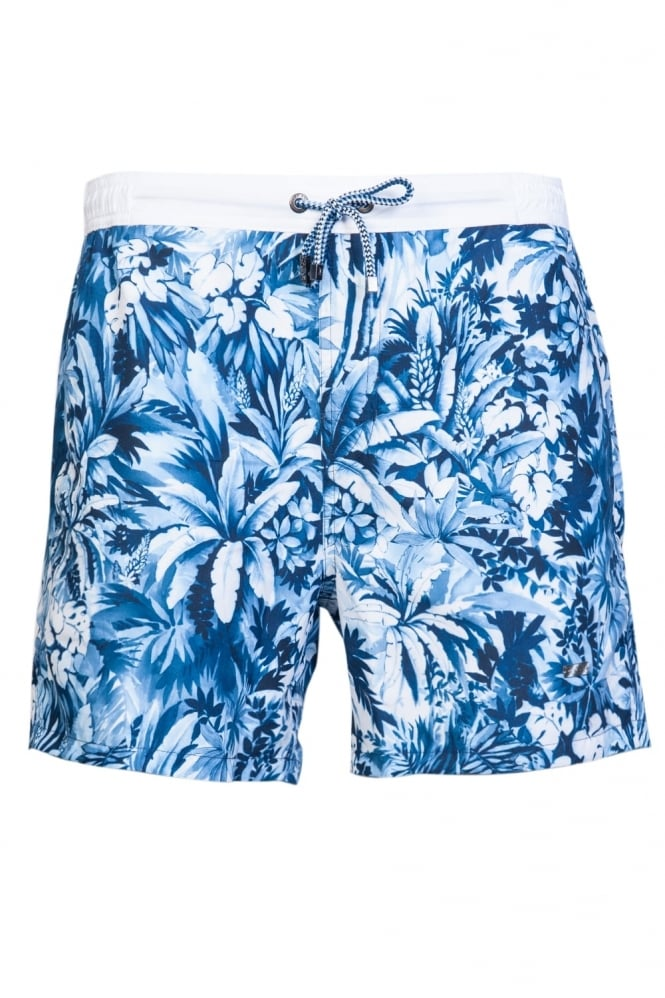 HUGO Shorts MANDARIN FISH 50332317