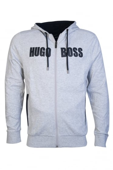 BOSS, HUGO BOSS Sweatshirt JACKET HOODED 50331024