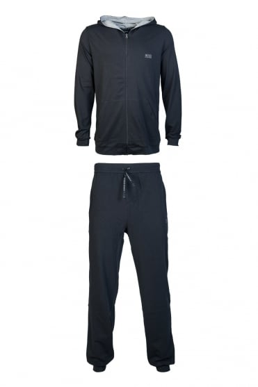 BOSS, HUGO BOSS Tracksuit JACKET HOODED 50297316 / LONGPANT 50321823
