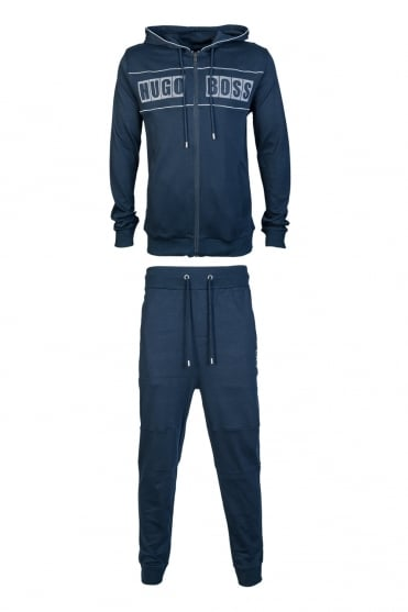 BOSS, HUGO BOSS Tracksuit JACKET HOODED 50321986 / LONGPANT 5031823