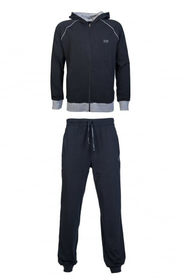 BOSS, HUGO BOSS Tracksuit JACKET HOODED 50330947 / LONG PANT 50321823