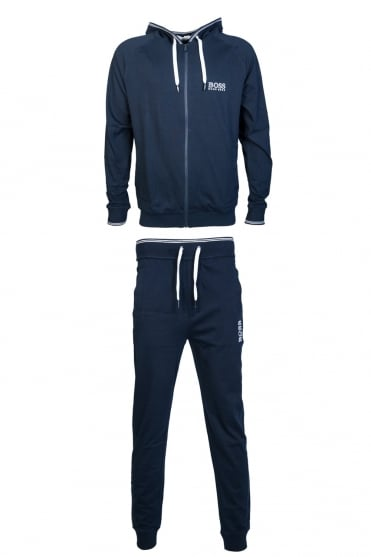 BOSS  HUGO BOSS Tracksuit JACKET HOODED 50330992 / LONG PANT 50330987
