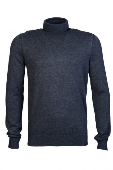 BOSS ORANGE Jumper Knitwear Roll Neck model