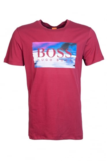 BOSS ORANGE T Shirt TYPICAL 2 50375104